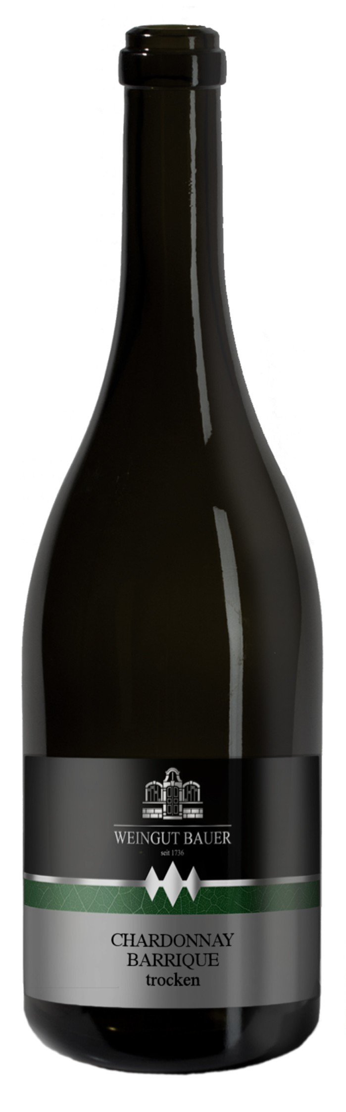 2015 Chardonnay Barrique Kabinett trocken 750ml