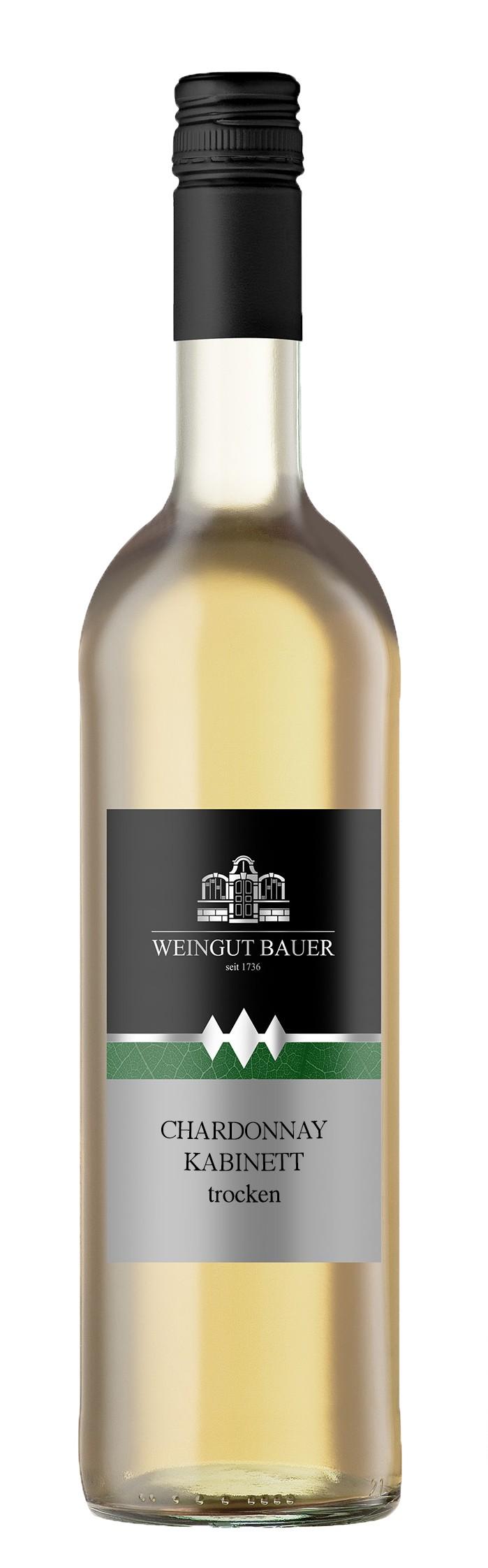 2015 Chardonnay Kabinett trocken - 750ml