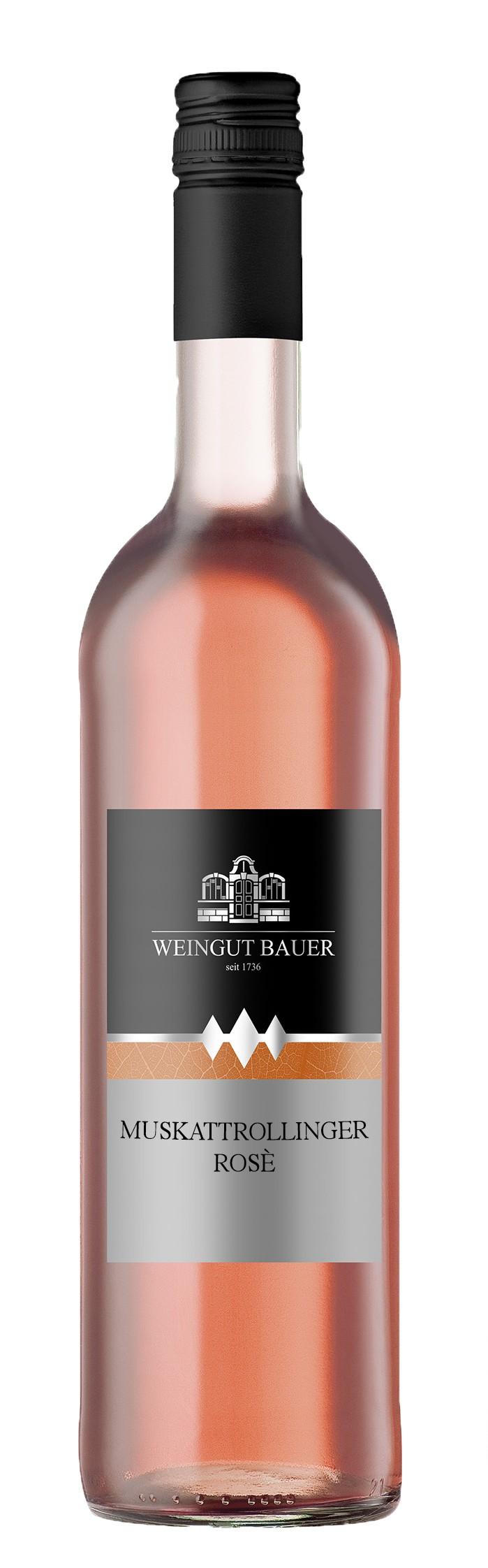 2016 Muskattrollinger Rosé, 750ml