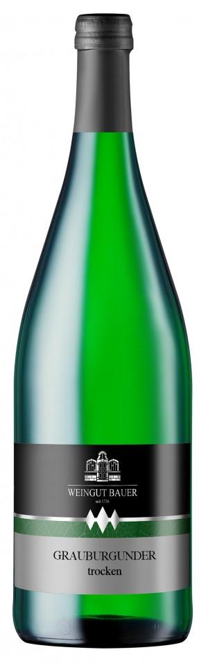 2016 Grauburgunder Qualitätswein trocken 1000ml